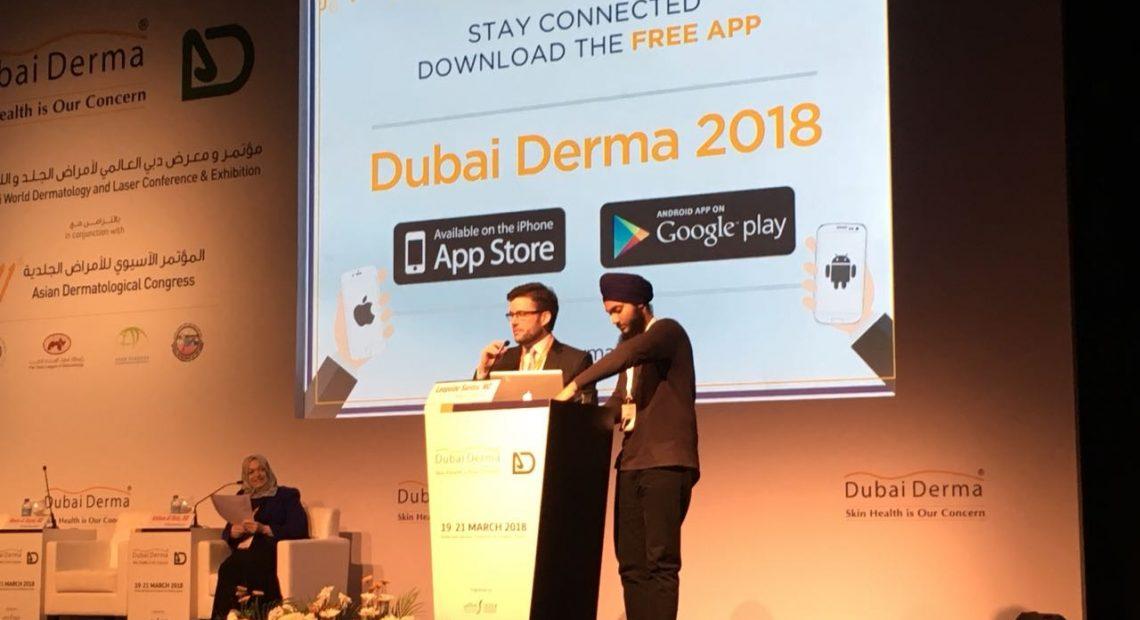 Brazilian dermatologist lectured in Dubai - ANBA News Agency