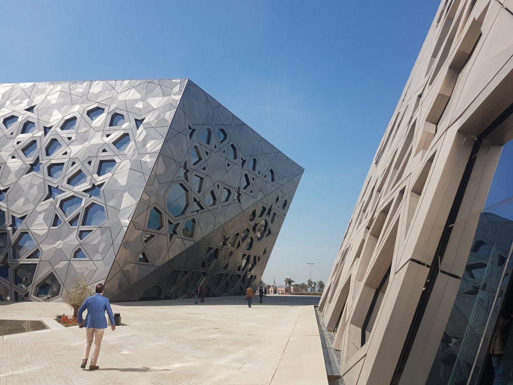Centro Cultural Jaber Al-Ahmad