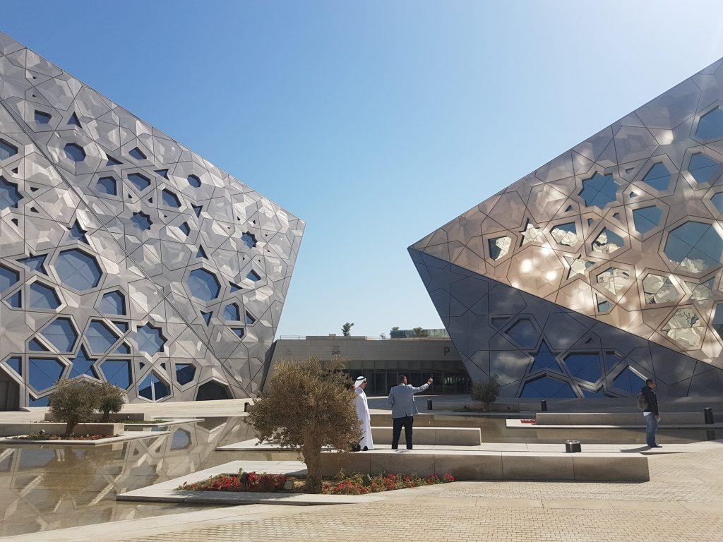 Modernidade e tradição no novo Centro Cultural Jaber Al-Ahmad