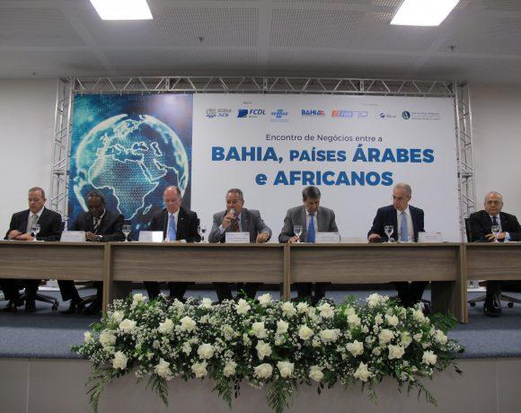 Encontro na Bahia