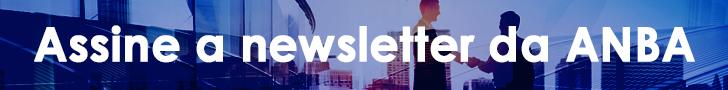 Assine a newsletter da ANBA