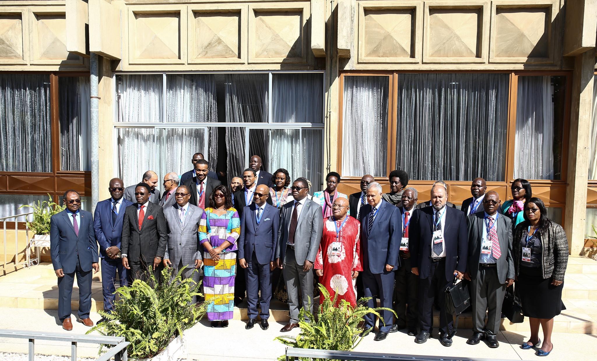 Reunião ministerial do Comesa em 15 de julho de 2018