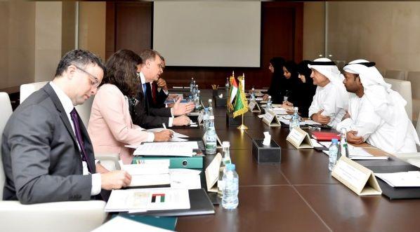 Reunião de consultas políticas ocorreu em Abu Dhabi