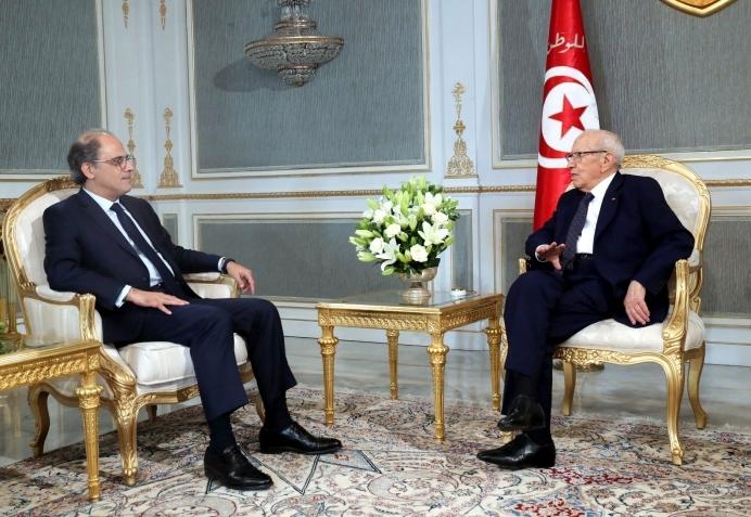 Diretor do FMI se reuniu com presidente tunisiano. Investimentos estrangeiros estão em alta
