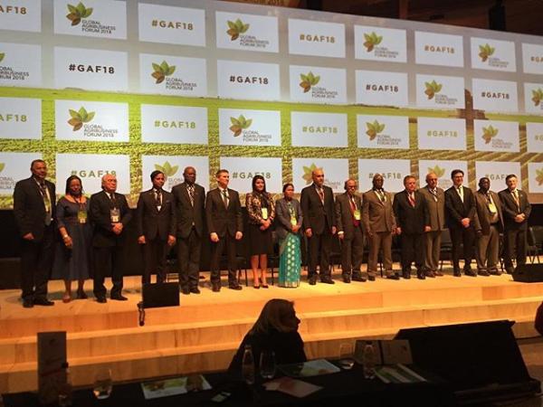 Selo foi lançado no Global Agribusiness Forum