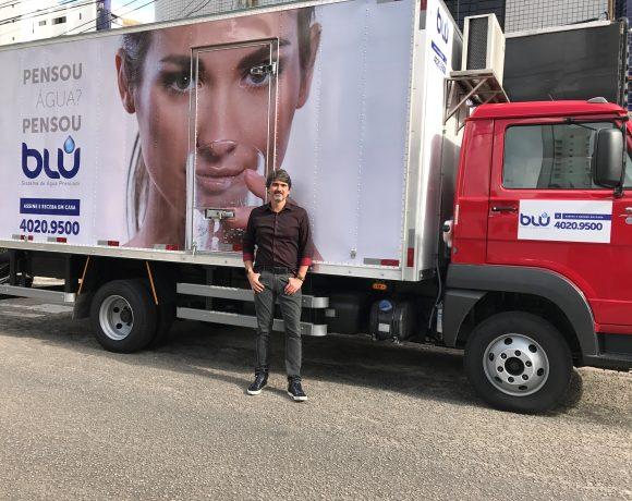 Hissa é dono da empresa de abastecimento de água Blu