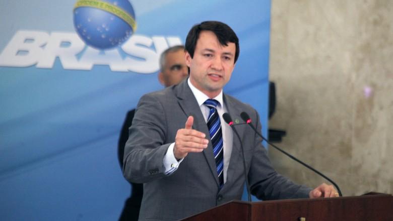 Eumar Novacki, secretário executivo do Ministério da Agricultura