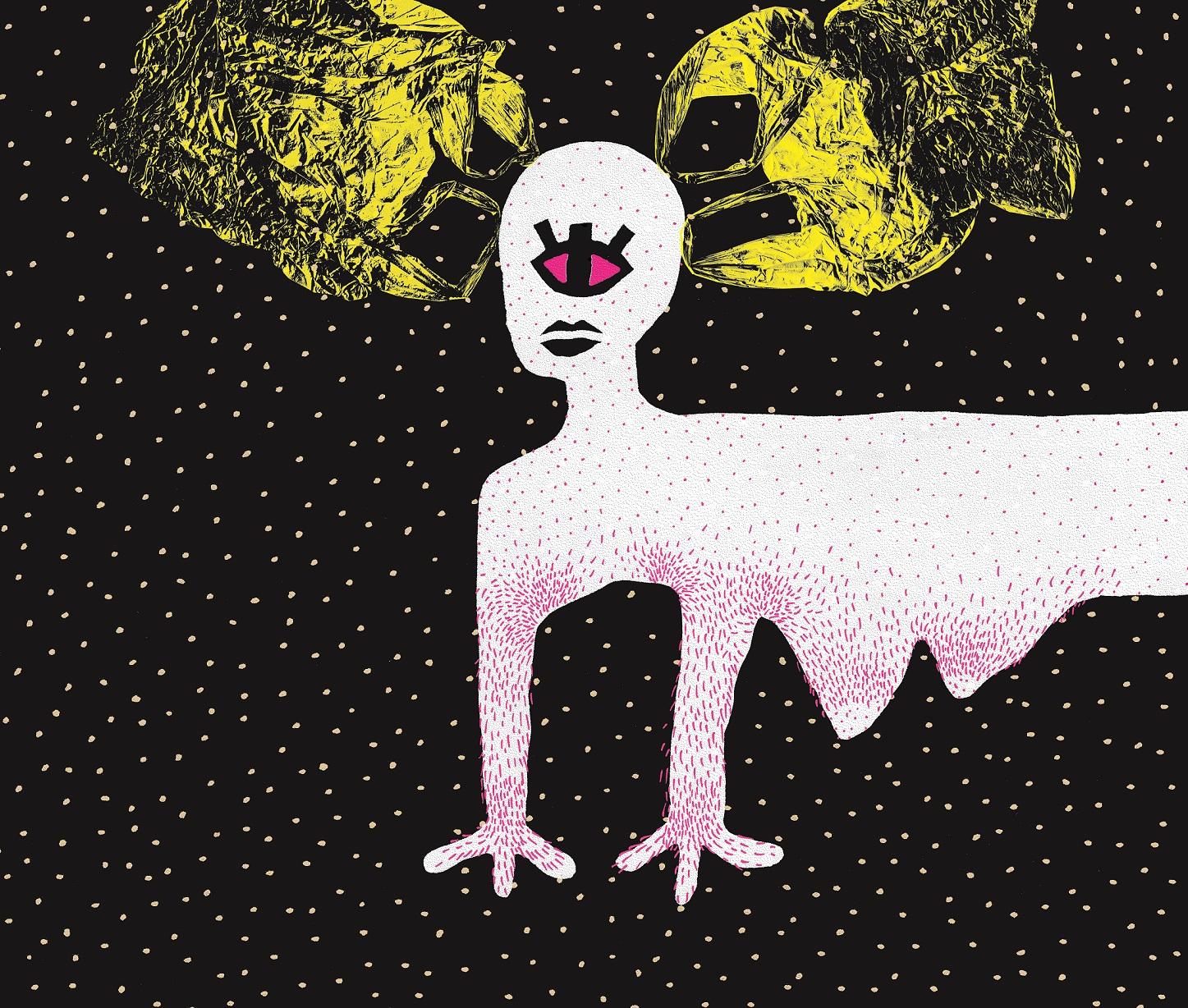 Trabalho vencedor da Exposição de Ilustrações para Livros Infantis de 2018