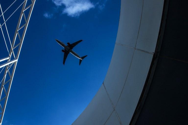 Empresas aéreas transportaram mais também no mercado doméstico