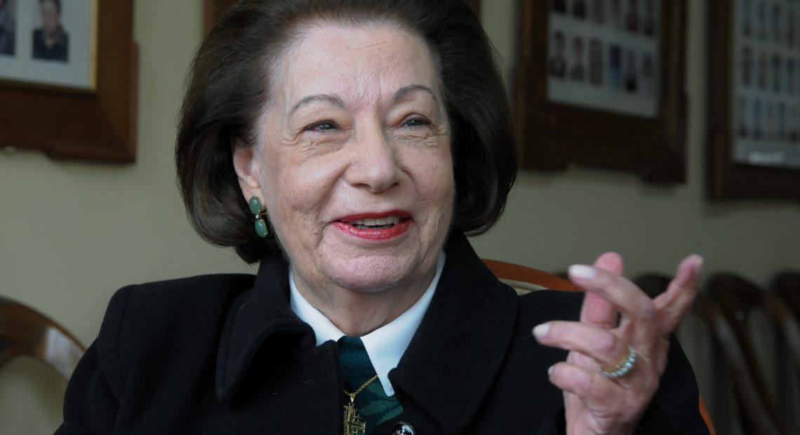 Elizabeth Camasmie Zogbi dirige a instituição Mão Branca