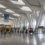 Marrakech-Menara é um dos aeroportos do país