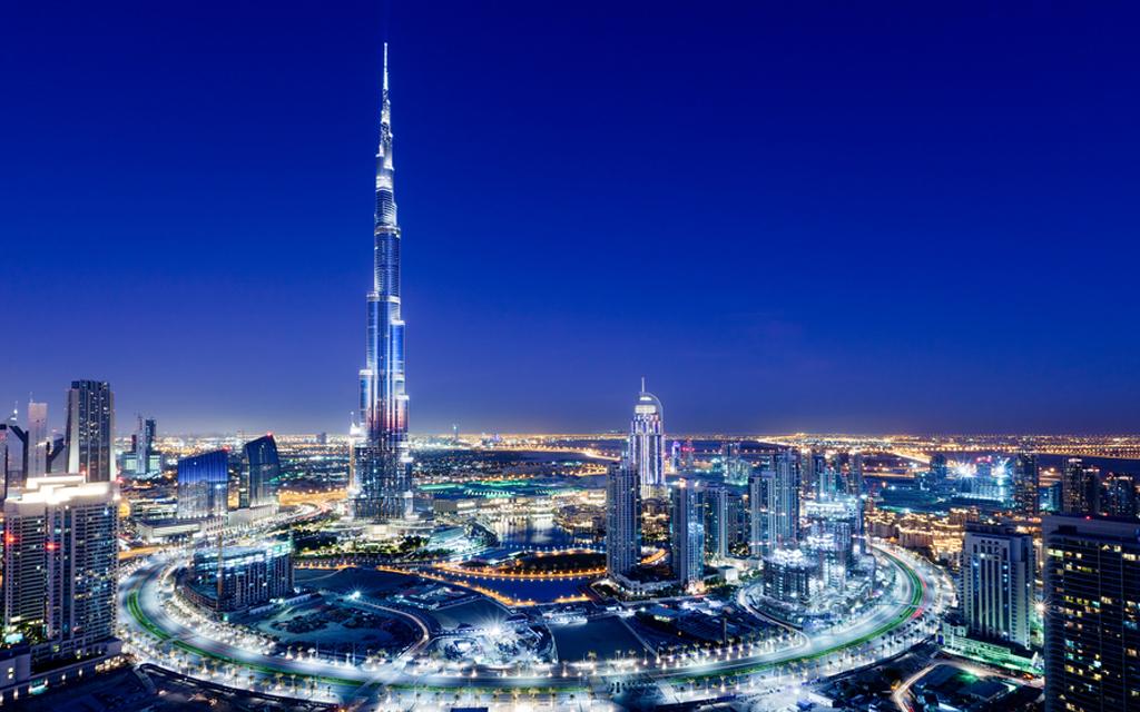 Imagem do Burj Khalifa