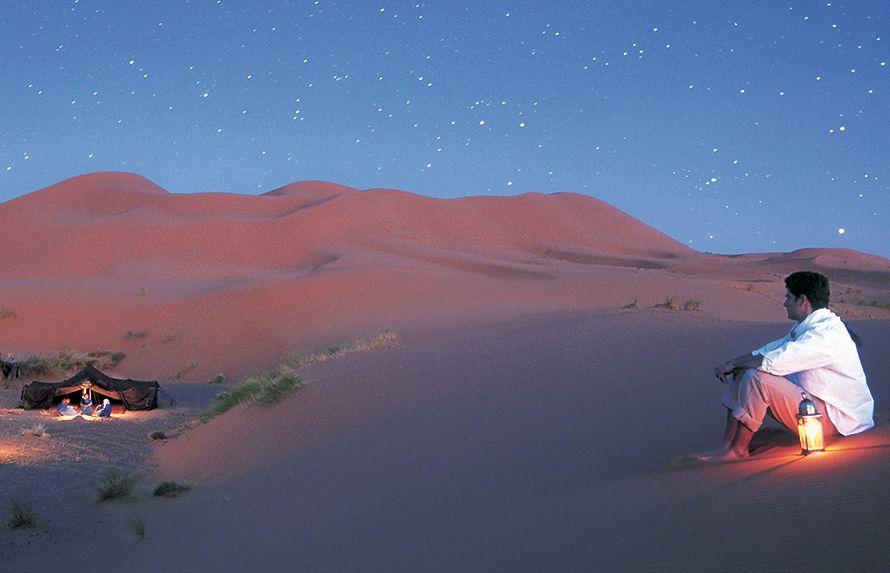 Deserto é uma das atrações que o Marrocos irá divulga na Abav Expo