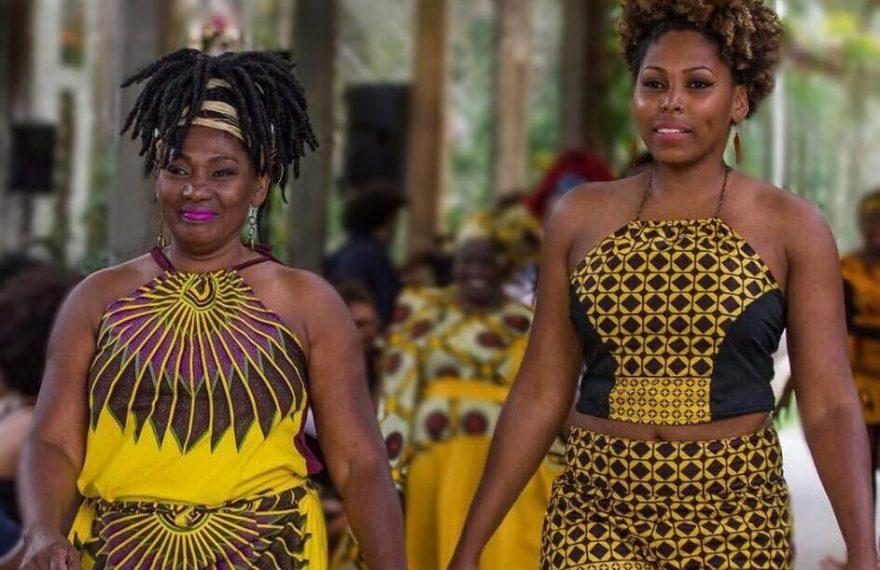 Peças das Candaces têm inspiração africana