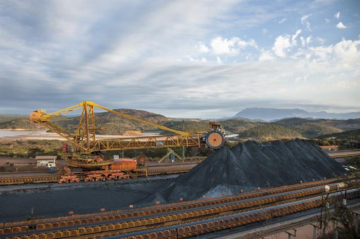 Minério de ferro é uma das principais commodities brasileiras
