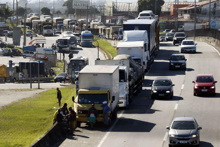 Greve dos caminhoneiro afetou crescimento do PIB