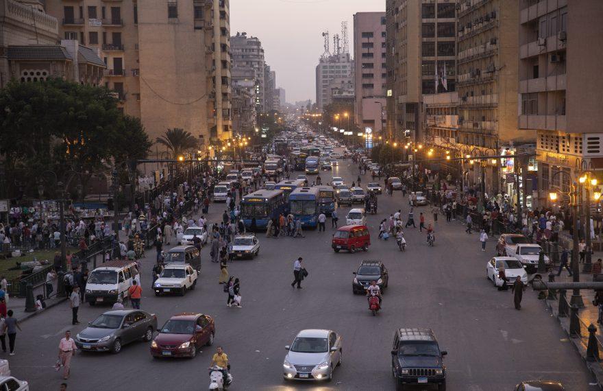 Missão do Itamaraty vai ao Cairo