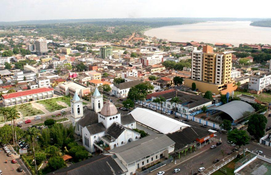 Porto Velho, capital de Rondônia