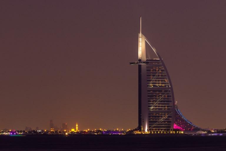 Imagem de Dubai, nos Emirados