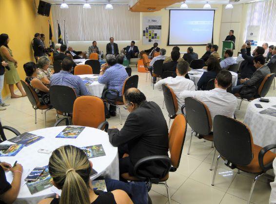 Encontro ocorreu na Federação das Indústrias de Rondônia