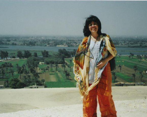 Márcia Machado organiza evento sobre Egito Antigo