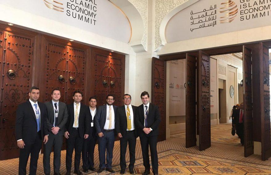 Grupo da Fiesp esteve na Cúpula Global de Economia Islâmica