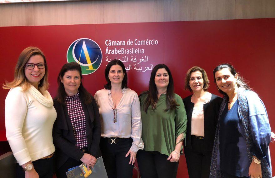 Grupo Mulheres do Brasil: ação para a saúde de refugiados