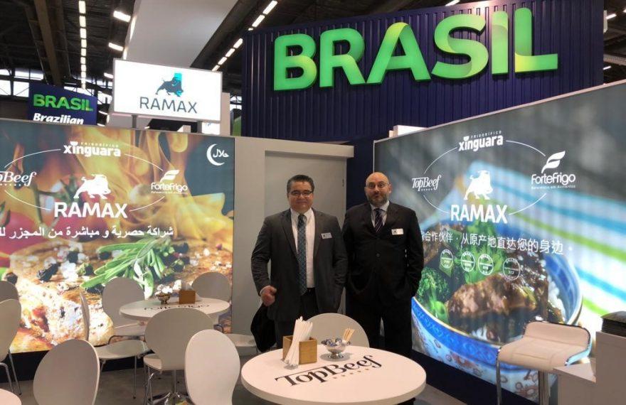 Empresa Ramax é multinacional está baseada no Brasil, Estados Unidos e Líbano.