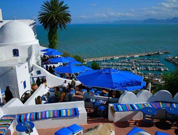 Turismo na Tunísia está em recuperação