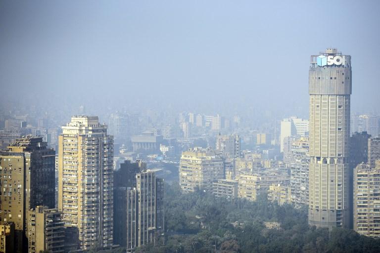 Vista geral do Cairo. Fórum Brasil-Egito foi postergado.