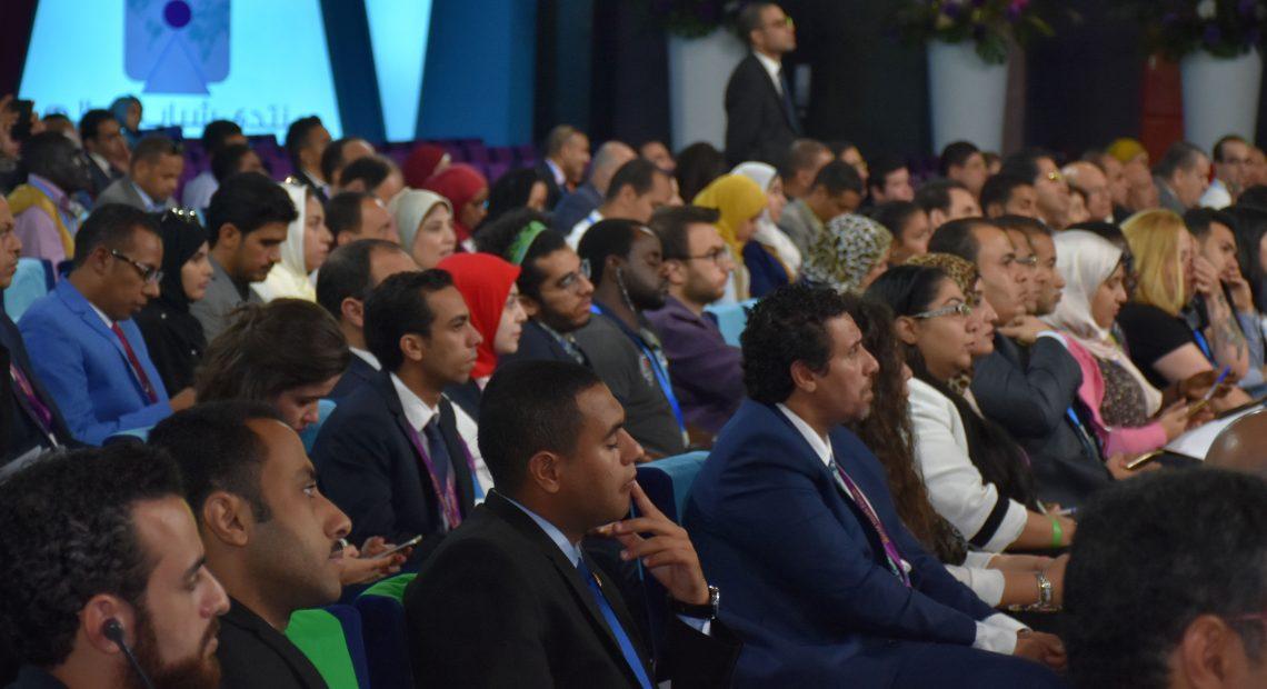 Juventude internacional se reúne pela segunda vez no Egito