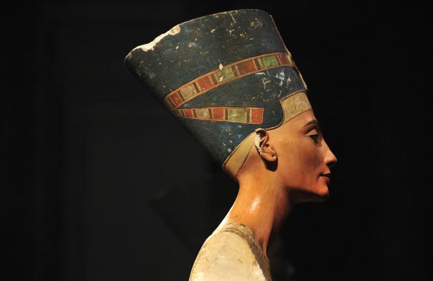 Busto de Nefertiti é um dos temas do ciclo da Lente Cultural