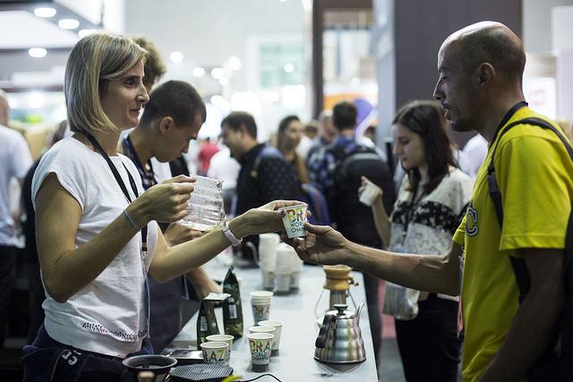Semana Internacional do Café começou nesta quarta-feira