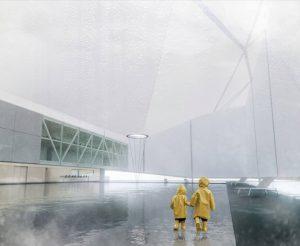 A água será o elemento chave na arquitetura e expografia do Pavilhão do Brasil na Expo Dubai 2020