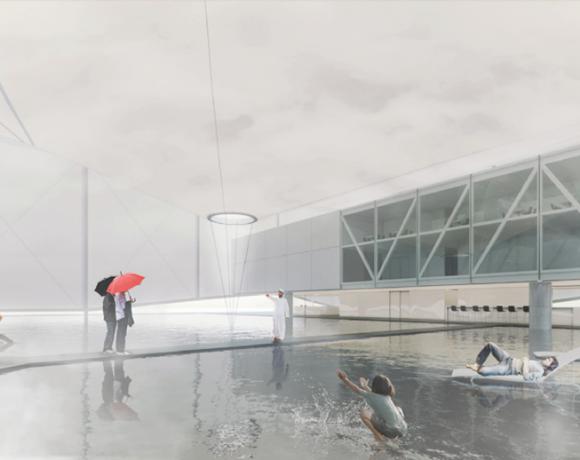 Concepção artística do projeto do Brasil para a Expo Dubai 2020