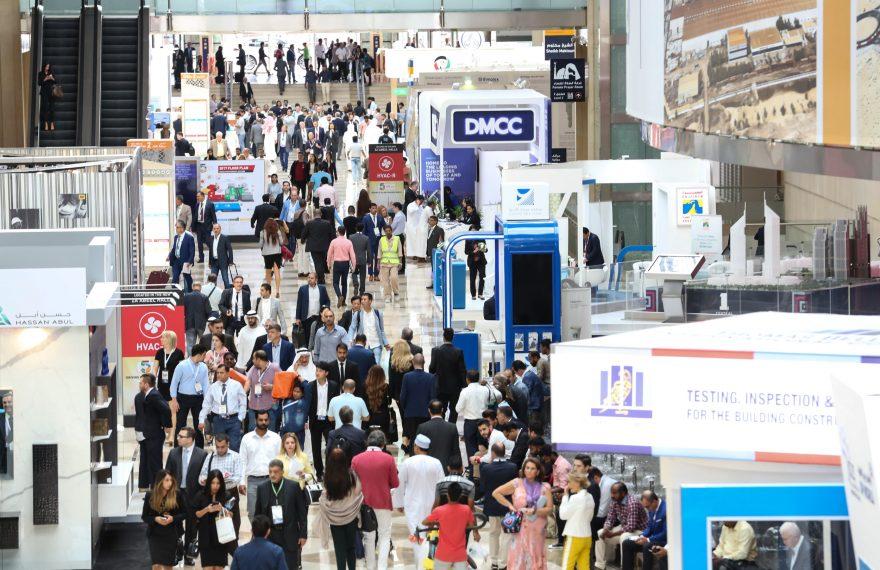 The Big 5 é a maior feira de construção do Oriente Médio
