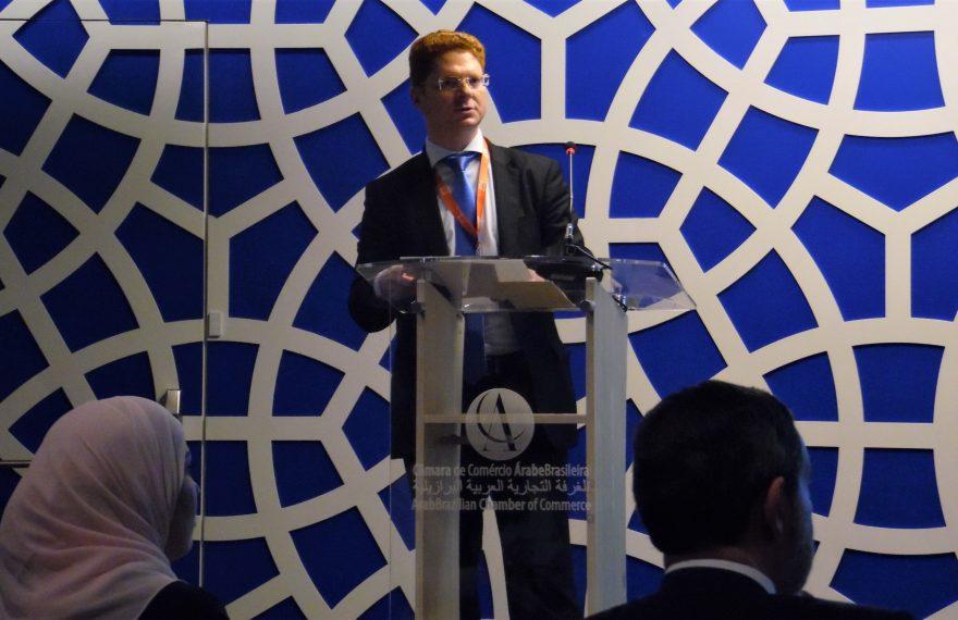 Grupo B2E, que engloba a Brazil 2 Export, realizou cerimônia de lançamento de sua fábrica nesta terça-feira (13), na Câmara de Comércio Árabe Brasileira