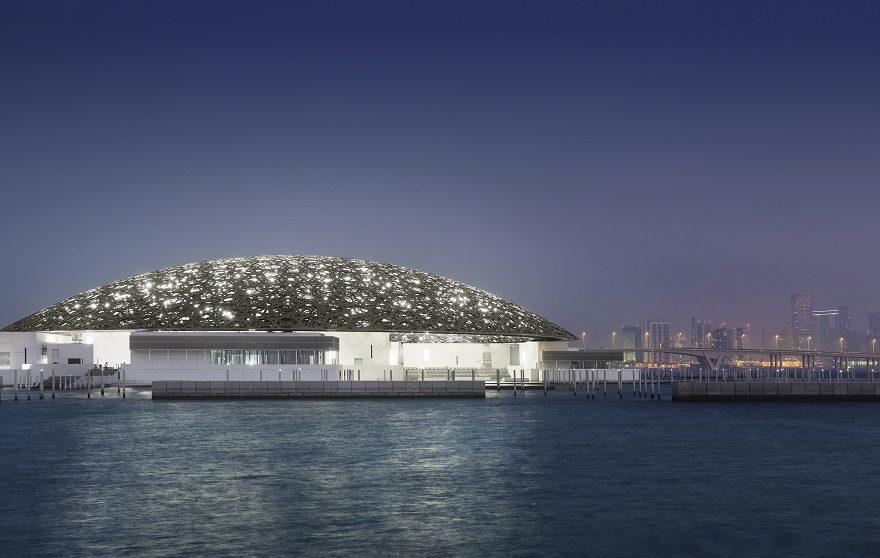 O Louvre Abu Dhabi