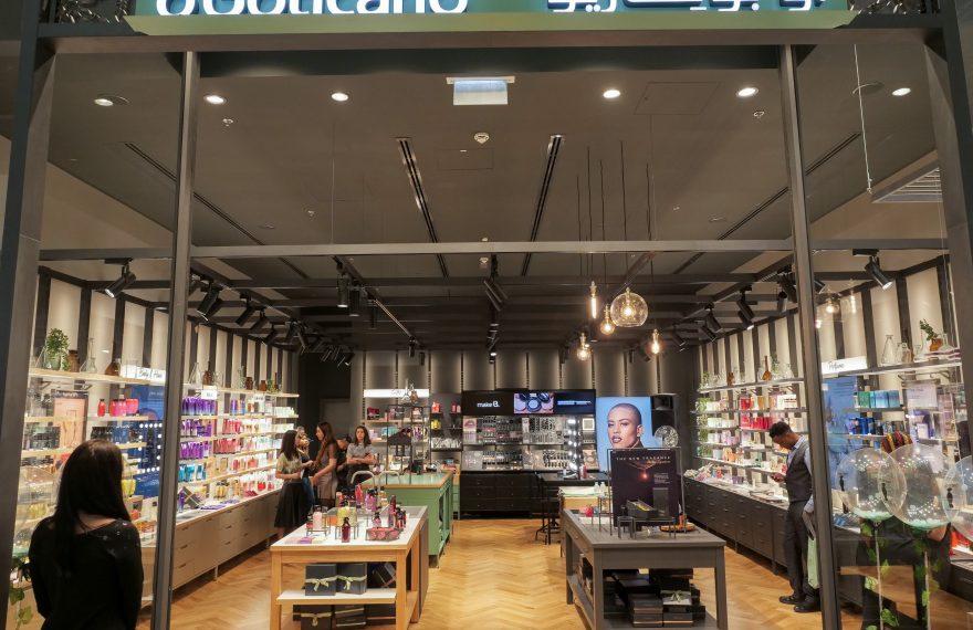 O Boticário se prepara para abrir sua segunda loja nos Emirados Árabes Unidos, em janeiro de 2019.