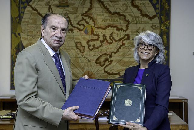 Brasil e Emirados assinam acordo para eliminar bitributação – ANBA