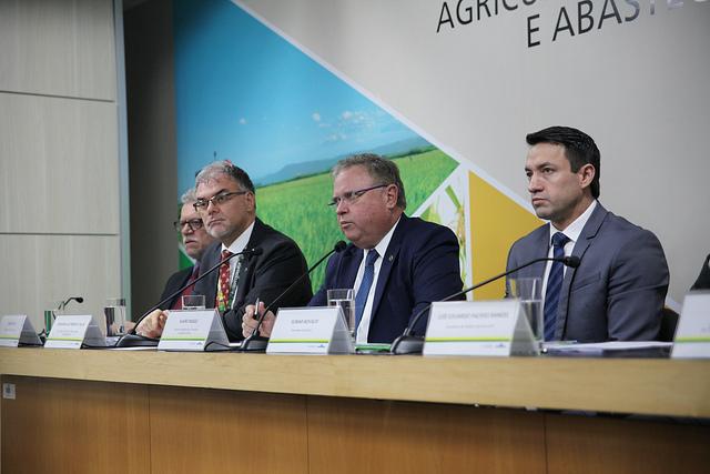 Ministro da Agricultura recomendou visitas frequentes à China e países árabes