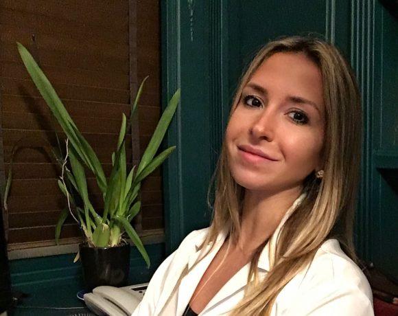 A médica Hanah Mustapha Abou Arabi