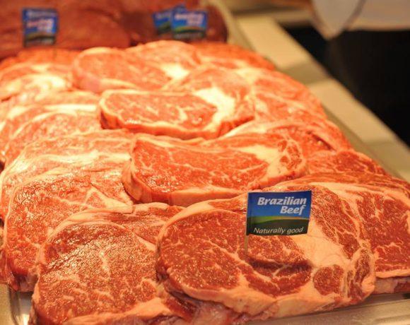 Três países árabes estão entre os dez maiores mercados da carne bovina brasileira
