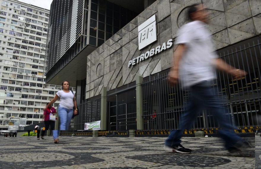 Sede na Petrobras, no Rio de Janeiro