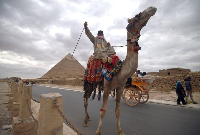 Egito: turismo no Norte da África cresceu 10%