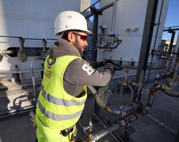 Indústria de petróleo e gá responde pela maior parte do PIB da Argélia