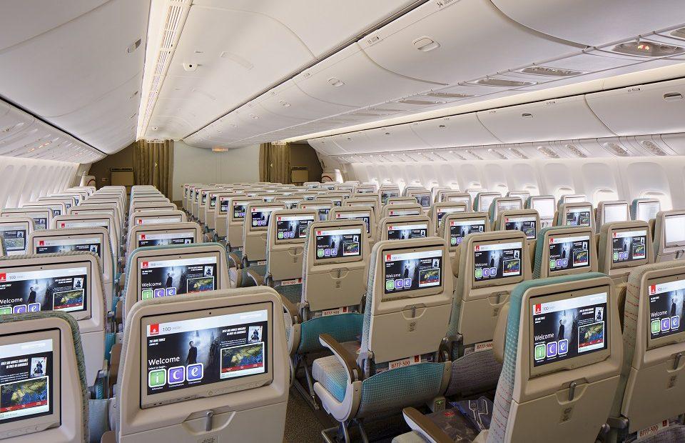 Emirates tem nova política de bagagens
