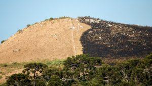 A ideia do estudo é entender o uso das paisagens do sul do Brasil como um todo.