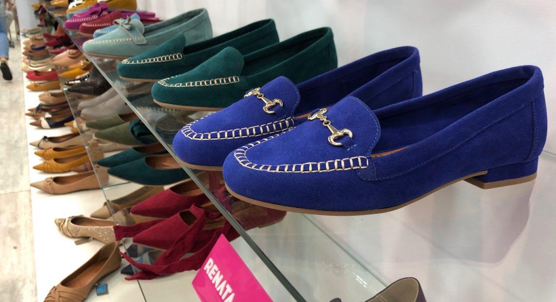 Dubai company buys 7,000 shoe pairs at Couromoda expo - ANBA