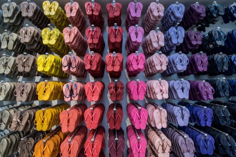 Chinelos de borracha respondem por 50% das exportações de calçados aos Emirados